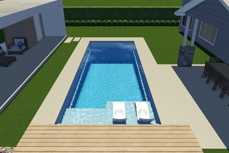 Leisure Pool 7