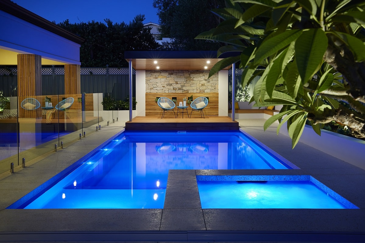 Brooklyn Pool & Spa 9.6m x 4.4m 9