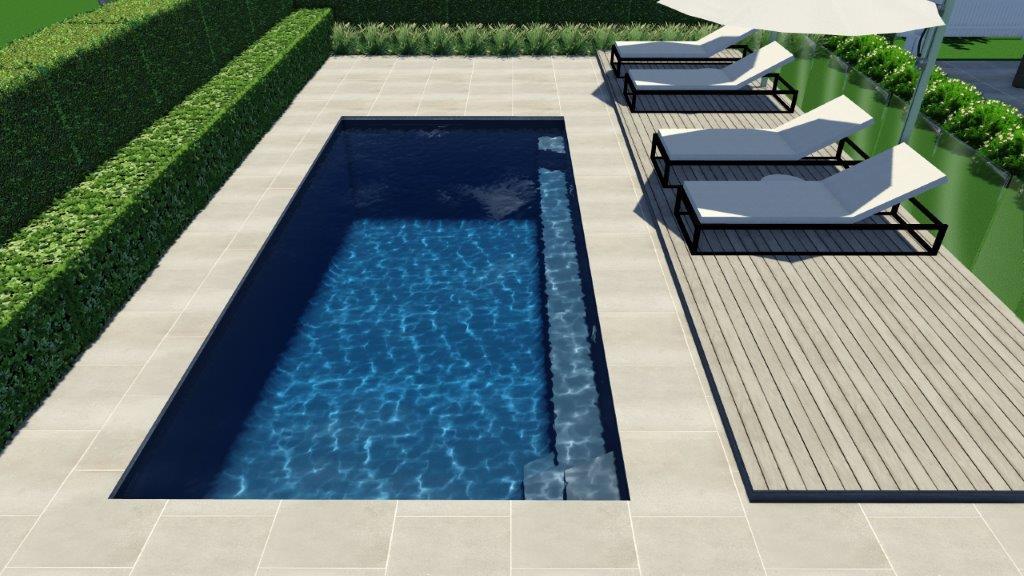 6.5m x 3.6m Horizon Pool